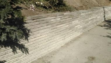 ReGarden reparerar din knäckstensmur och får din trädgård att se ut som ny.